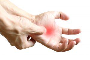 tenosynovitis pain