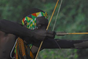 Hadza Tribesman and Research on exercise