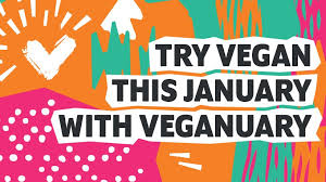 VEGANUARY; WORTH TRYING THE HEALTH BENEFITS