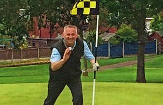 Steve the Golfer