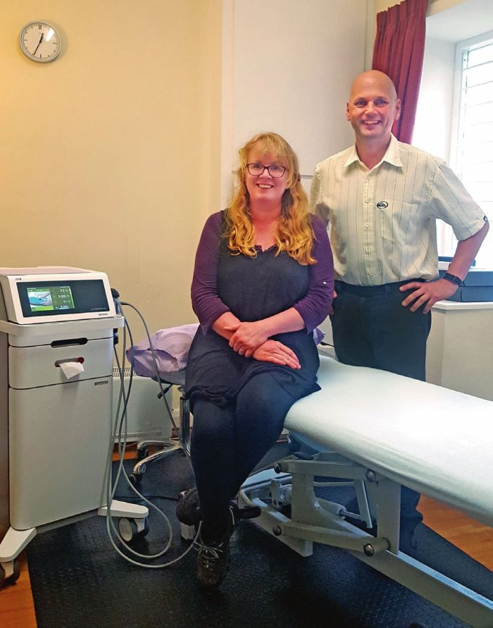 Shockwave Therapy Success