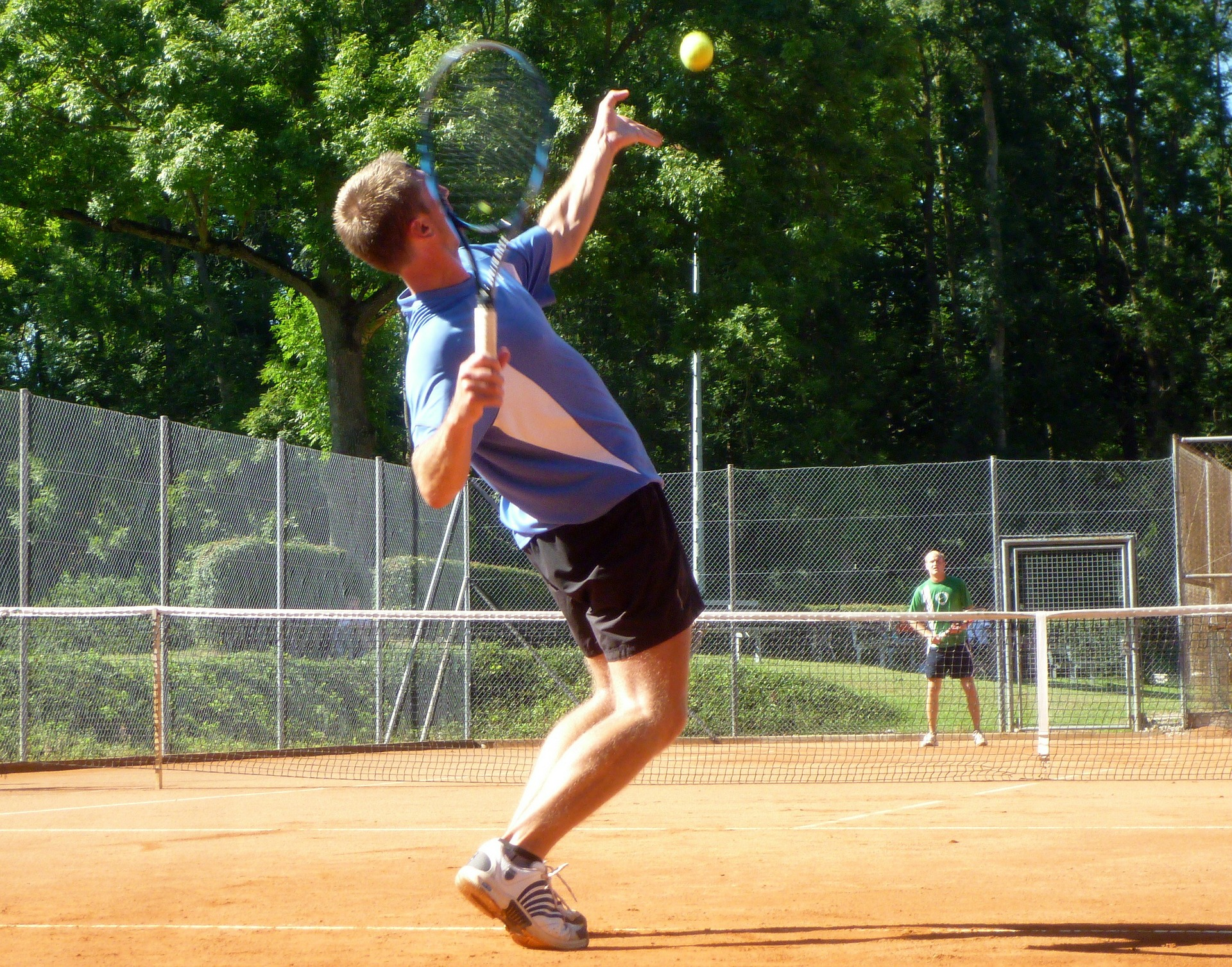 Tennis and the Shoulder Joint